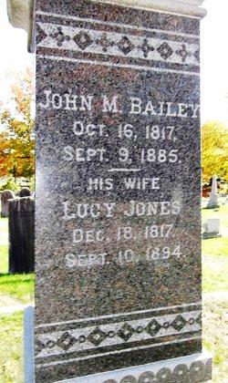 Lucy L. <i>Jones</i> Bailey