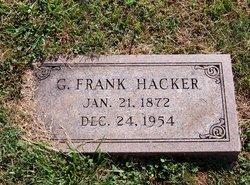 G. Frank Hacker
