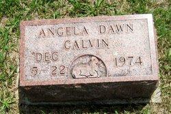 Angela Dawn Calvin