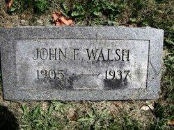 John E Walsh