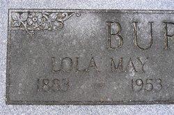 Lola May <i>Hicks</i> Burson
