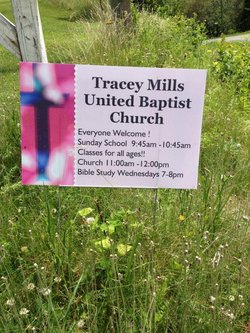 Tracey Mills Cemetery