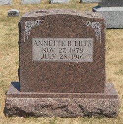 Annette Rosene <i>Seggerman</i> Eilts