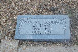 Pauline Goodbar