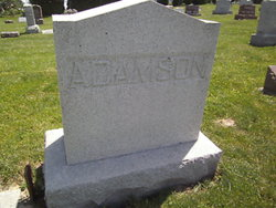 Mahala J. <i>Mann</i> Adamson