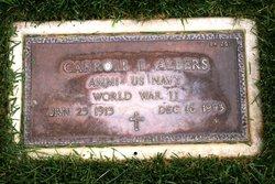 Carroll L Albers