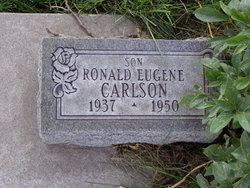 Ronald Eugene Carlson