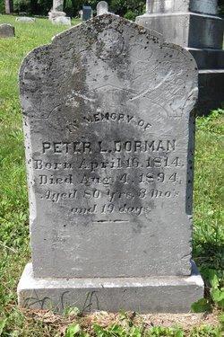 Peter Ludwig Dorman