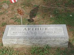 Mildred L. Mickey <i>Skidmore</i> Arthur