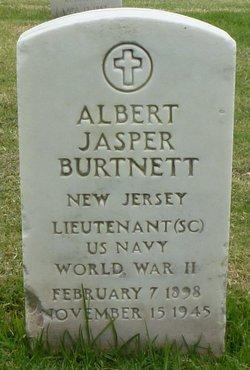 Albert Jasper Burtnett