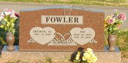 Pat <i>Mayner</i> Fowler