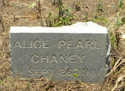 Alice Pearl Chaney