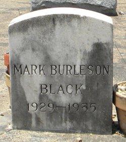 Mark Burleson Black