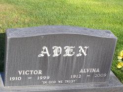 Alvina S. <i>Franzen</i> Aden