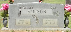 Jimmie Ray Allison