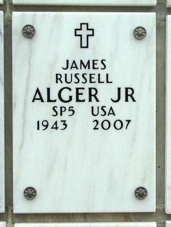 James Russell Jim Alger, Jr.