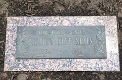 Shirley Ann <i>Pitt</i> Spain