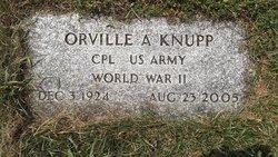 Orville Arthur Bud Knupp