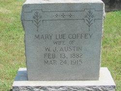 Mary Lue <i>Coffey</i> Austin
