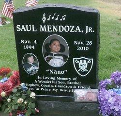 Saul Mendoza, Jr