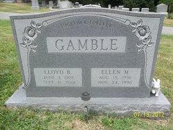 Lloyd Byron Gamble