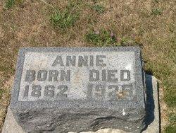 Annie <i>Trook</i> Rosbrugh