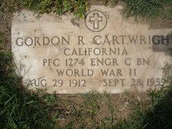 Gordon R Cartwright