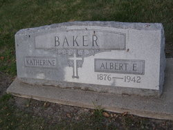 Albert Edward Baker