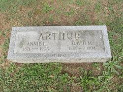 Anna L <i>Dimm</i> Arthur