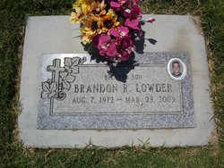 Brandon Richard Lowder