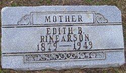 Edith B Rinearson