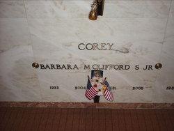Barbara M <i>Schwerzler</i> Corey
