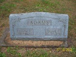Nellie Edith <i>Spaulding</i> Adams
