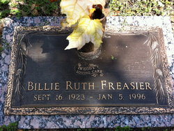 Billie Ruth <i>Richardson</i> Freasier