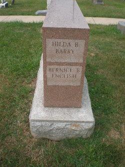 Hilda <i>Bucher</i> Barry