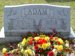 Helen M. <i>Kerchner</i> Adam