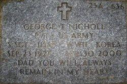 George Thomas Nicholl