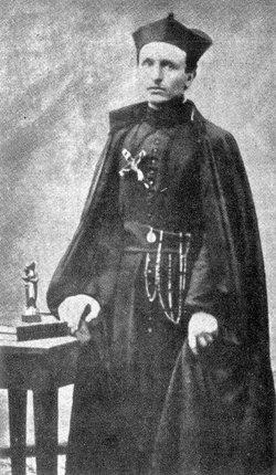 Rev Leonard Cros