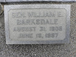 William Edwin Barksdale