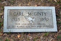 Carl McGinty