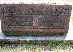 Julia K Brown