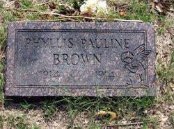 Phyllis Pauline Brown