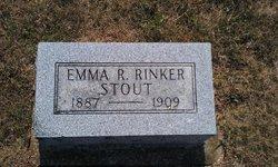 Emma R <i>Rinker</i> Stout