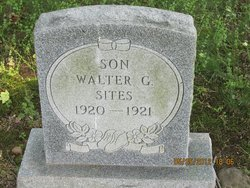 Walter G Sites