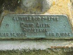 David Allen Riggleman