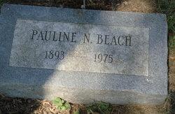 Pauline N. Beach
