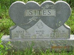 Mary C Sites