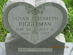 Susan Elizabeth Riggleman