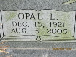 Opal L <i>Kimble</i> Alt