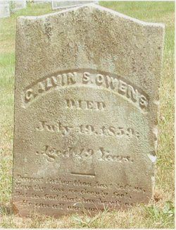 Calvin S Owens